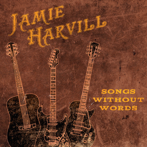 An instrumental album showcasing Jamie's guitar playing